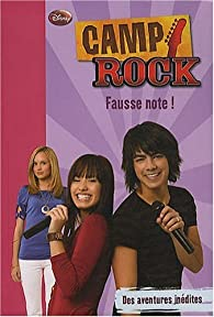 Camp Rock, tome 6 : Fausse note ! par Lucie Ruggles
