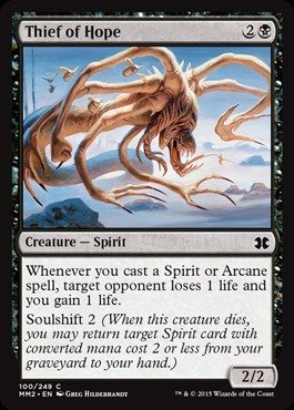 Magic: the Gathering - Thief of Hope (100/249) - Modern Masters 2015