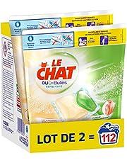 Le Chat Sensitive Duo wasmiddel, capsules