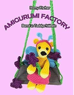 Amigurumi Factory Süße Kuscheltierchen Häkeln Amazonde Romy
