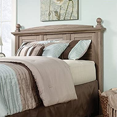 Sauder Harbor View Headboard, Full/Queen, Oak