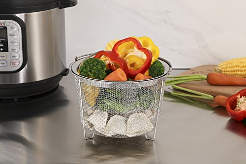 Steamer Basket Accessory for Instant Pot