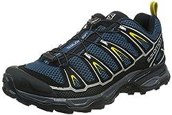 Salomon Men's X Ultra 2 Blue Hiking Sneakers 7.5 M