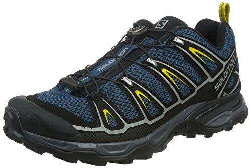 Homme black Chaussures fjord Multicolore 2 De Salomon ray Randonnée Ultra X HqYWxZS1