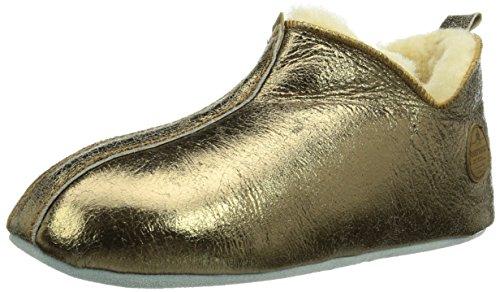 Shepherd gold Lina Gold Women's 84 Slippers 7qwzxvBf6q