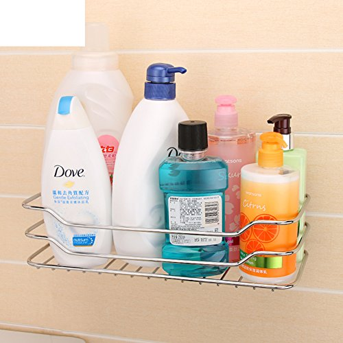 hot sale powerful cupule racks/ bathroom/Bathroom racks/Toilet wall-mounted storage rack