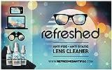 Anti-Fog Spray for Glasses | Refreshed Brand