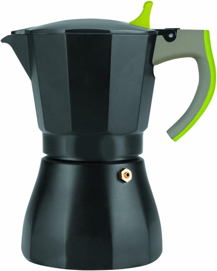 IBILI 621103 - Cafetera Express L´Aroma Verde 3 Tazas: Amazon.es ...