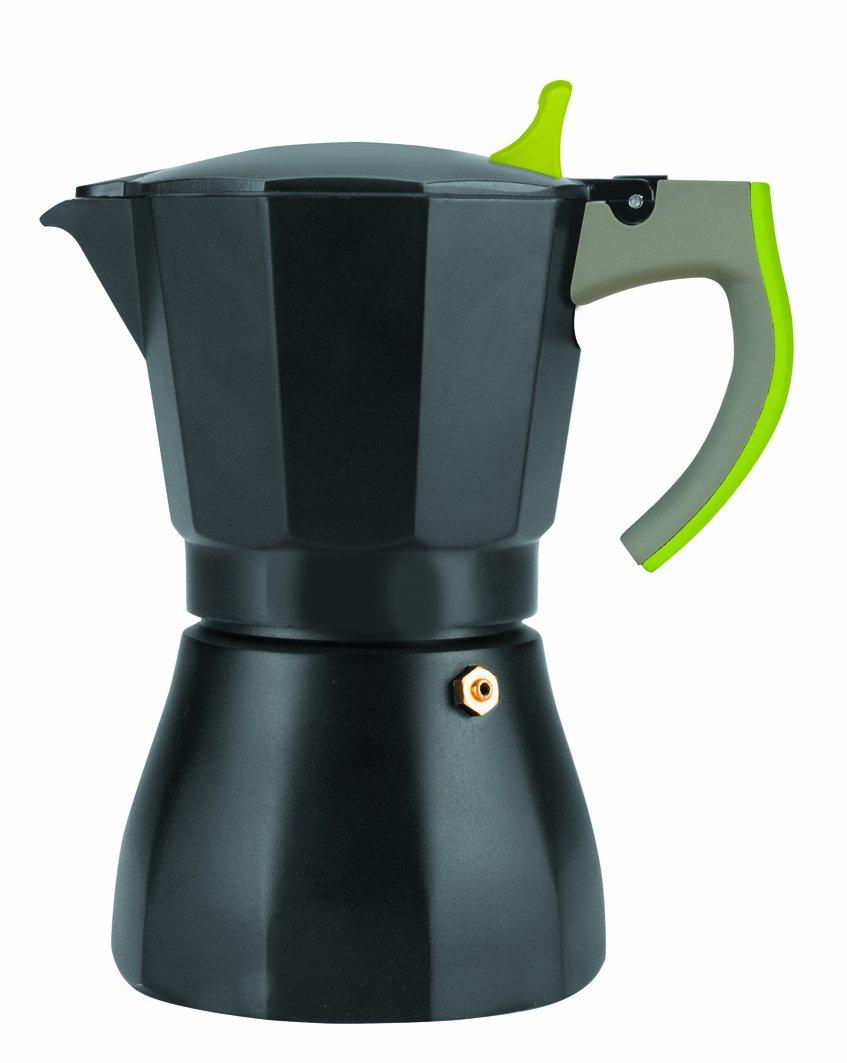IBILI 621109 ESPRESSO COFFE MAKER GREEN 9 CUPS