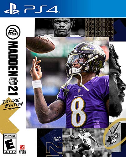 Madden NFL 21 Deluxe Edition – PlayStation 4