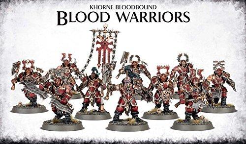 Guerrieri del Caos: Khorne Bloodbound Blood Warriors