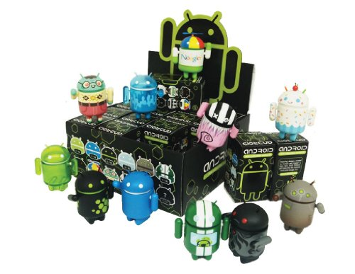 android figure series 3 - 4