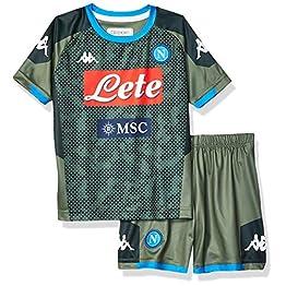 SSC NAPOLI Kit Match Enfant Extérieur 2019/2020