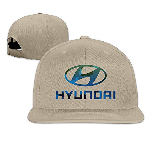 hyundai-logo-adjustablefitted-flat-baseball-cap