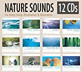12 NATURE SOUNDS Ultimate Set: Ocean Waves, Forest Sounds, Distant Thunder, Sounds of Nature with Music, Wilderness Stream, Ocean Sounds, Relaxing Rain, Music for Healing, Loon Sounds, Bird Sounds, Whale Sounds for Deep Sleep