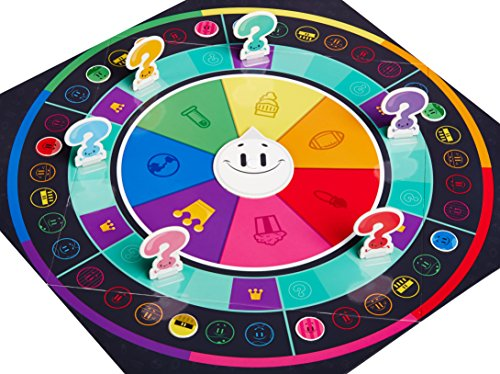 Trivia Crack Official Board Game [Amazon Exclusive]
