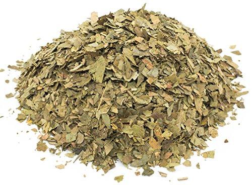Ginkgo Biloba Leaf and Chun Mee Green Tea Loose Leaf Herbal Tea (50g pack)