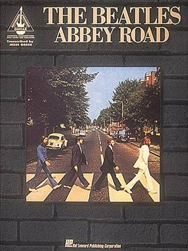 The Beatles - Abbey Road (Guitar Recorded Versions)