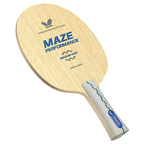 Butterfly Maze Performance FL Blade with Flared Handle