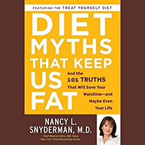 Diet Myths That Keep Us Fat Hörbuch