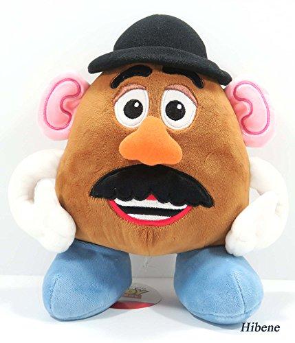Disney Toy Story3- Mr. Potato Head, Plush Toys Soft Stuffed Doll 12