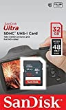SanDisk 32GB Ultra (2 Pack) UHS - I Class 10 SDHC