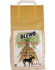 Olewo - Frammenti di carote, 3 kg