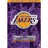 Nba Los Angeles Lakers 1985: Return to Glory