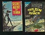 Secret Agent of Terra / The Rim of Space (Ace F-133)