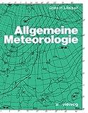 Allgemeine Meteorologie, Gosta H. Liljequist, 3528035552