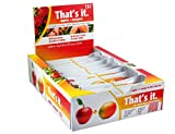 That's It Fruit Bar, Apple Mango, 12 Bars