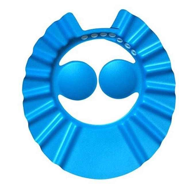Binghotfire Goma de Ducha Ajustable para niños EVA Flexible ...