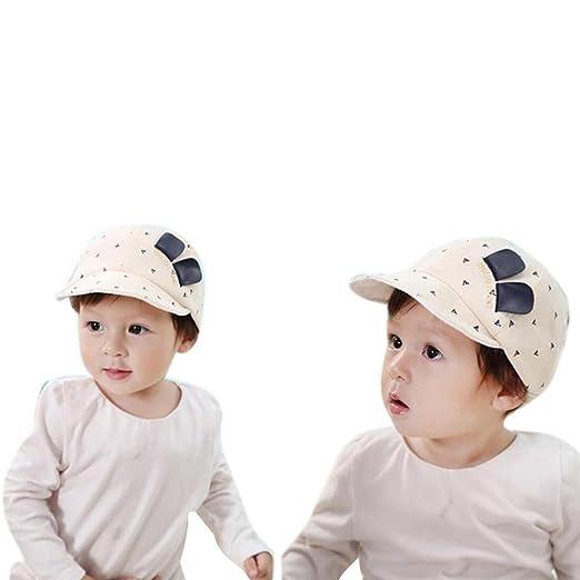 e56e8995c54 Binmer(TM) Kids Baby Bunny Rabbit Visor Baseball Cap Cotton Peaked Hat  (Beige