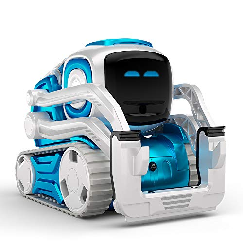 Cozmo Limited Edition Robot by Anki, Interstellar Blue, Robotics for Kids & Adults, Learn Coding & Play Games