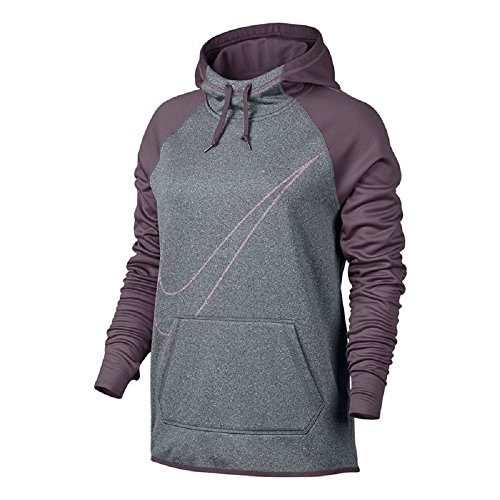 Nike Womens Therma Dri-Fit Pullover Training Hoodie by NIKE