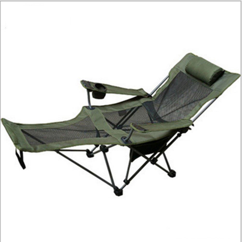 Zx-AußEnfaltung Tragbare Angeln Stuhl Outdoor Camping Freizeit Strandkorb