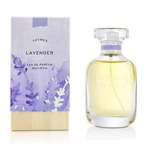 Thymes - Lavender Eau de Parfum - Calming Botanical Fragrance Perfume for Men & Women - 1.75 ()