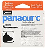 Merck Animal Health Panacur C Canine De-Wormer, Ne...