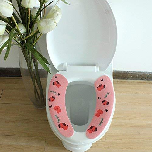 Toilet Cushion Toilet Cushion The Bathroom Toilet Mat Mat Three Piece Bathroom Mat,G