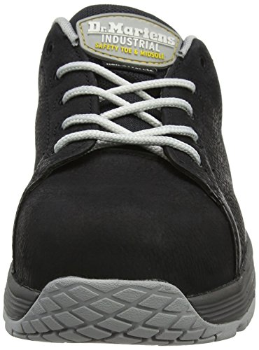 Martens Dr S1p Black 001 Blaze Women's Black Shoes Safety 1CqxwpCP