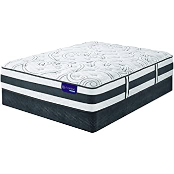 Serta Queen iComfort Hybrid Applause II Plush Mattress