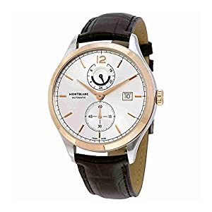 Montblanc Heritage Chronometrie Automatic Mens Watch 112541