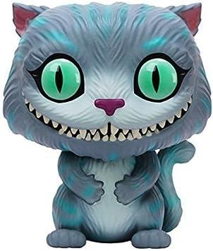 FunKo 6711 - Muñeco cabezón Alice en el mundo de maravillas, Gato ...
