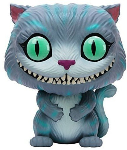 Funko POP Disney: Alice in Wonderland Action Figure - Cheshire Cat]()