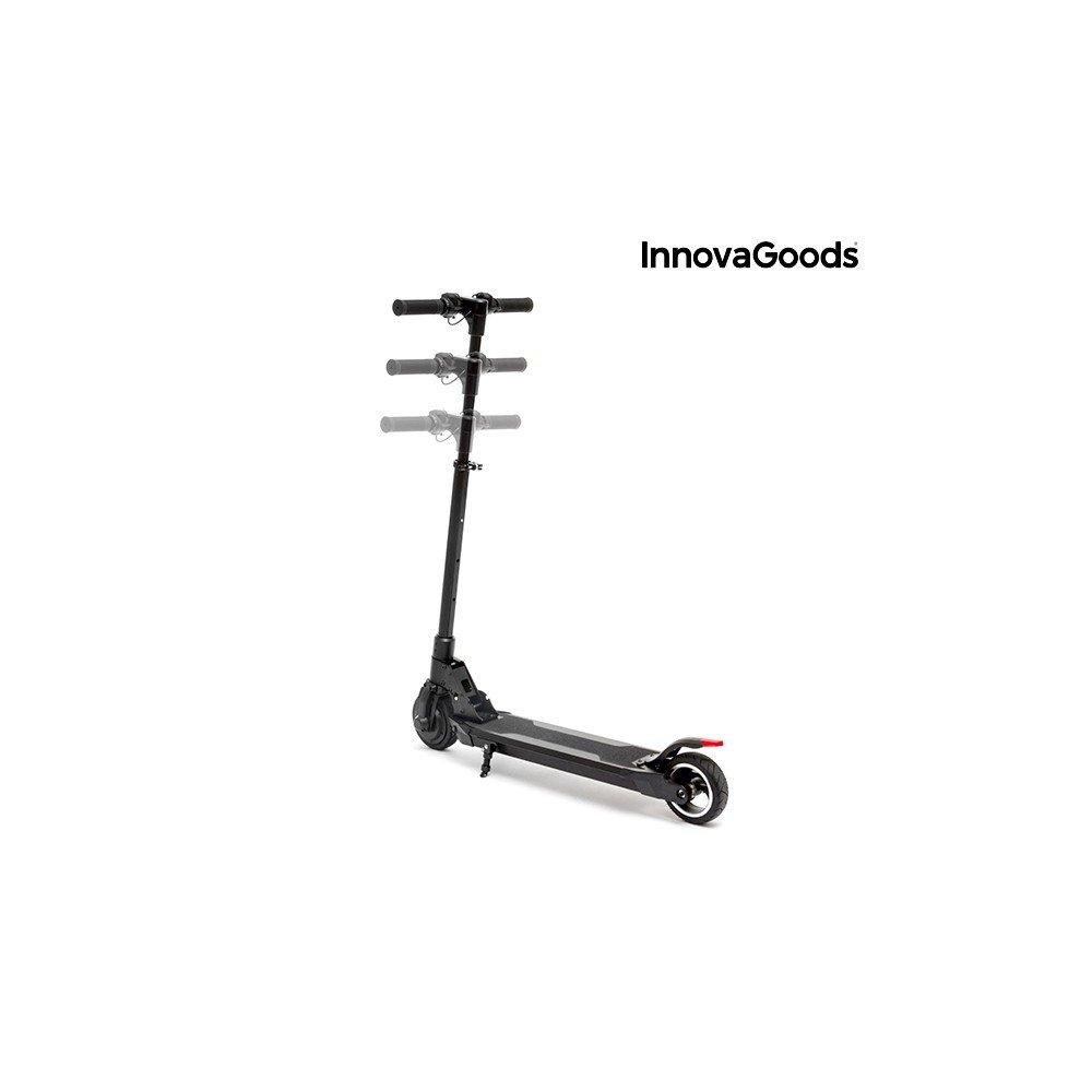 One Size Denver Unisex Jugend SCO-80100 Elektro Roller Schwarz