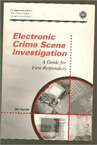who are the first responders to a crime scene