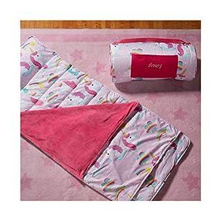 Personalized Nap Mat (Unicorns & Rainbows)