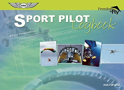 Sport Pilot Logbook (Sport Pilot Training)