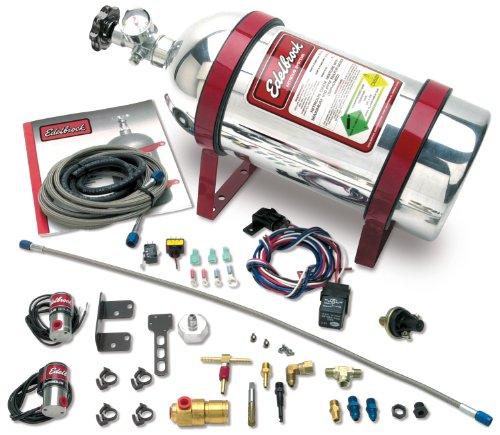 Edelbrock 71000 Performer EFI Dry Nitrous System (Dry Nitrous System)