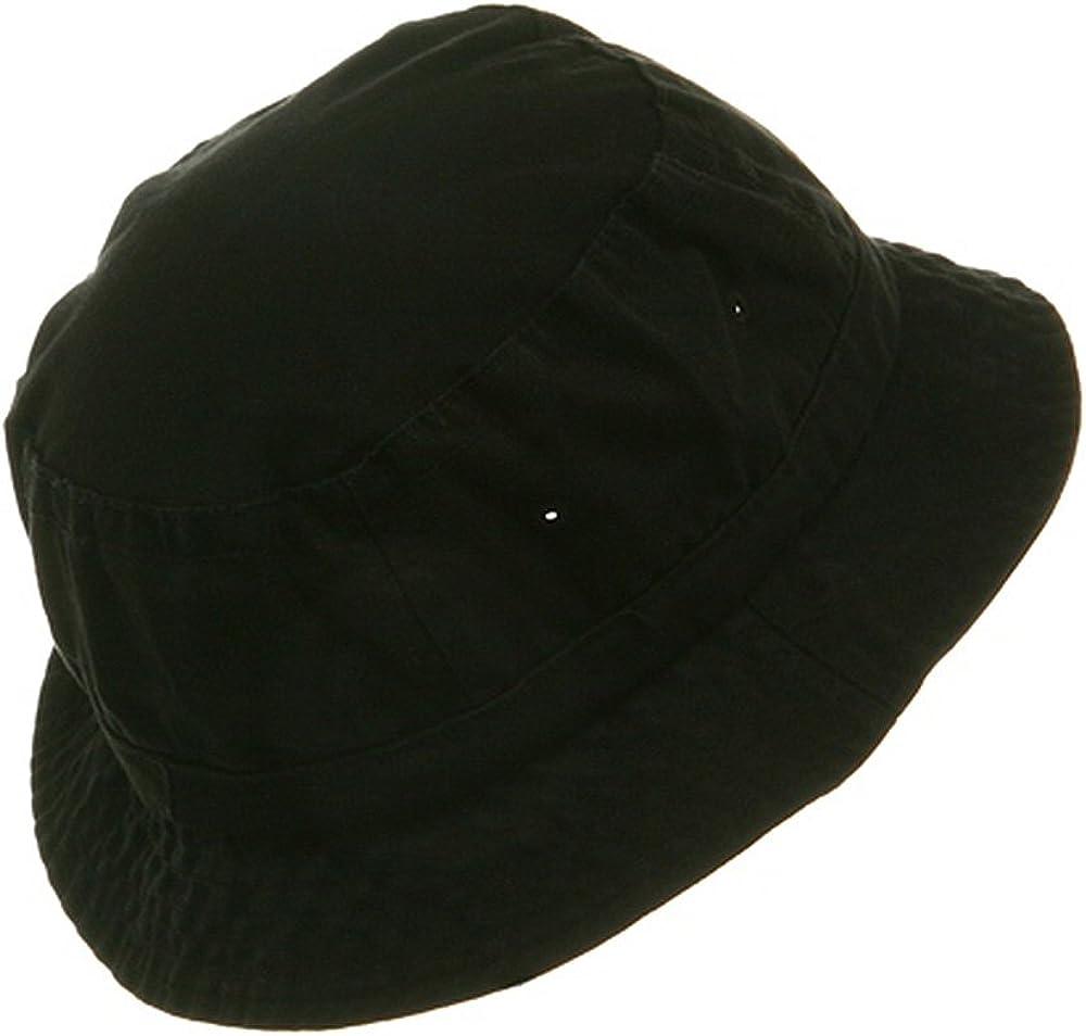 Cameo Pigment Dyed Bucket Hat-Khaki W12S43E